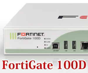 FortiGate-100D